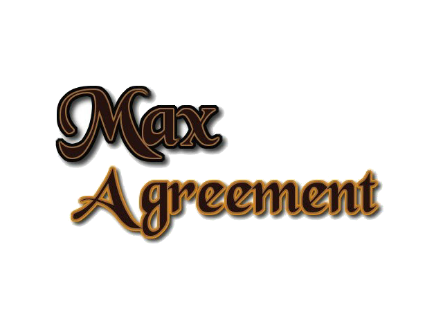 MaxAgreement Logo Transparent